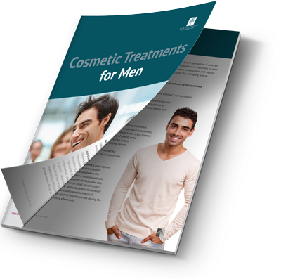 Cosmetic treatments for men Queensland